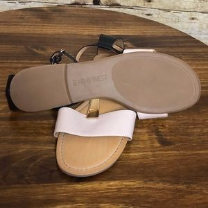 Nine West Shoes - NINEWEST GLADITOR SANDALS NEVER WORN SIZE 7.5M